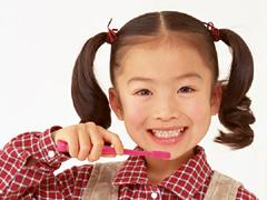 子供のむし歯予防